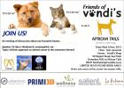 Vondis Holistic Natural Healthy Pet Food South Africa Friends of Vondi's African Tails Primi Wellness Warehouse salient La Boheme Urban Tonic Barry Hindmarch Holistic Cancer Treatment for pets