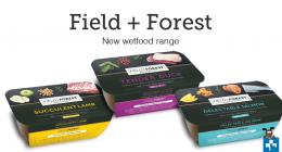 Field and Forest Pet Nutrition, Wet Food for Pets, Pet Nutrition, Montego new pet food range, Pet Healthcare