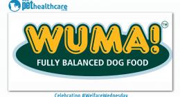 WUMA pet food logo south african welfare